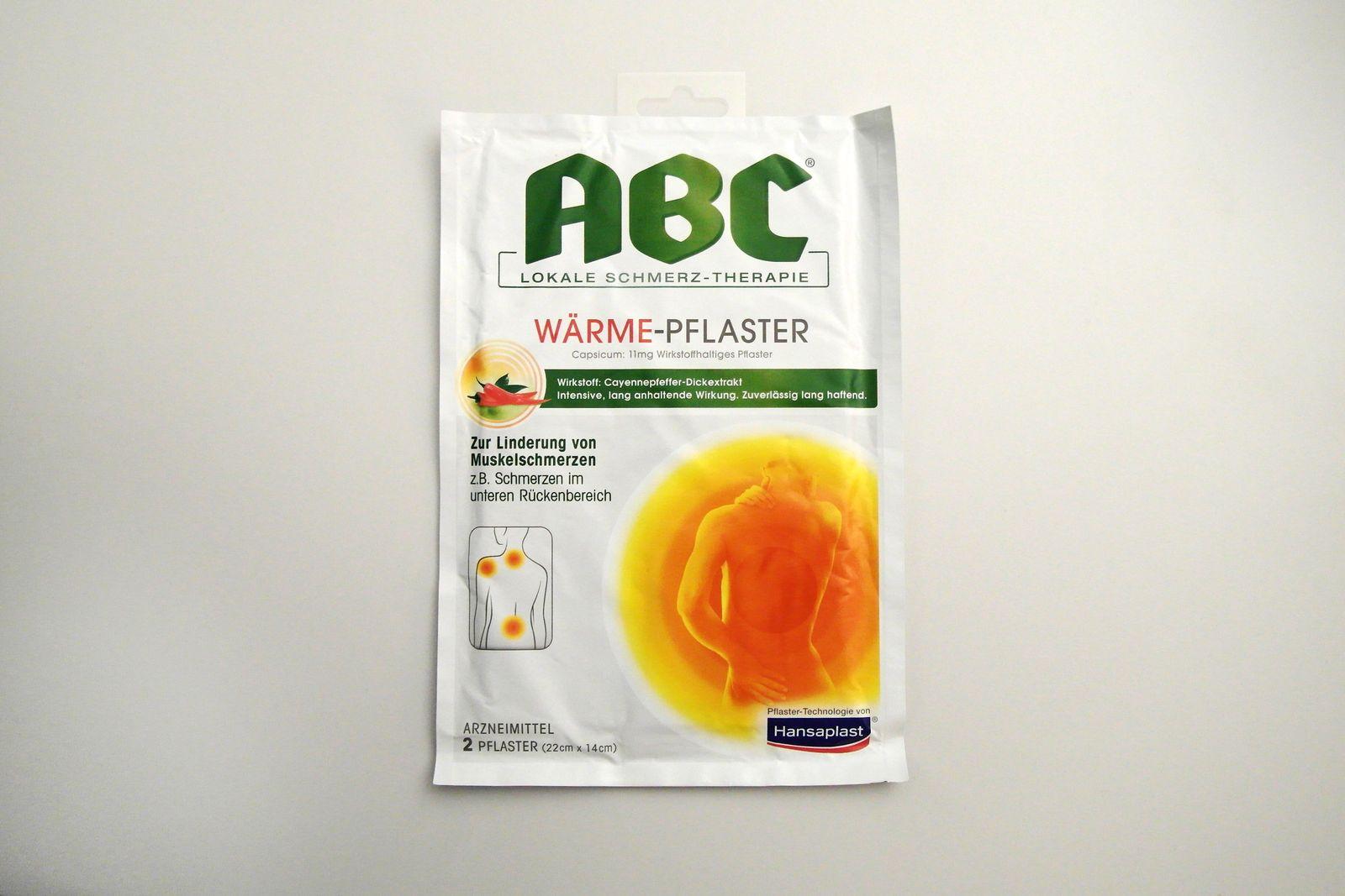 Medikamenten-Check/ ABC Pflaster