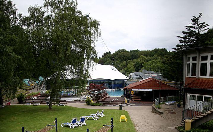 Parkbad in Velbert