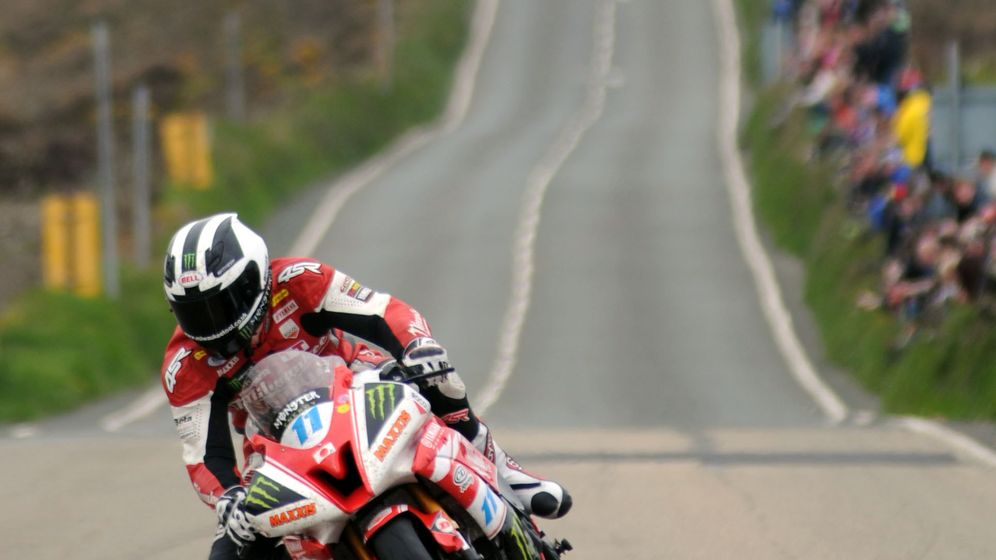 Tourist Trophy Isle of Man: Das härteste Motorradrennen der Welt