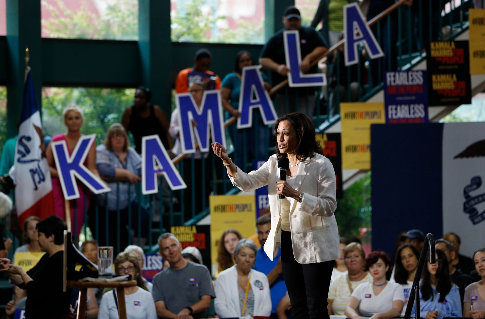 APTOPIX Election 2020 Kamala Harris