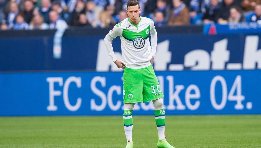 Bundesliga: Wäre Draxler doch im Bett geblieben