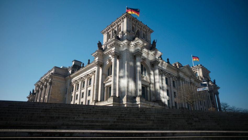 """Reichstag in Berlin: """"Politik in Zeiten von Corona muss utopiefähig sein"""""""