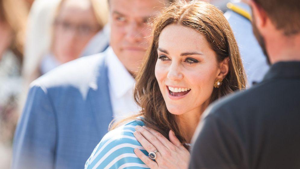 Herzogin Kate: Empörung über Oben-ohne-Fotos