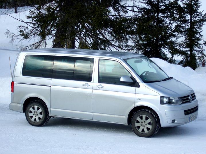 VW T5 Multivan: Kaum Angebote unter 10.000 Euro