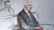 Richterin sieht bei Assange Suizidgefahr