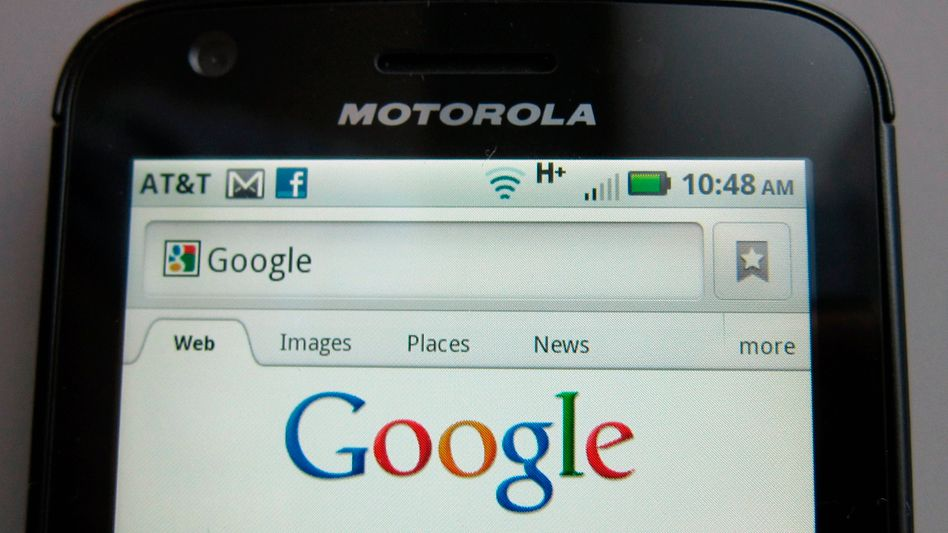 Google-Screenshot: Kein großes Geschäft mit Presseinhalten?