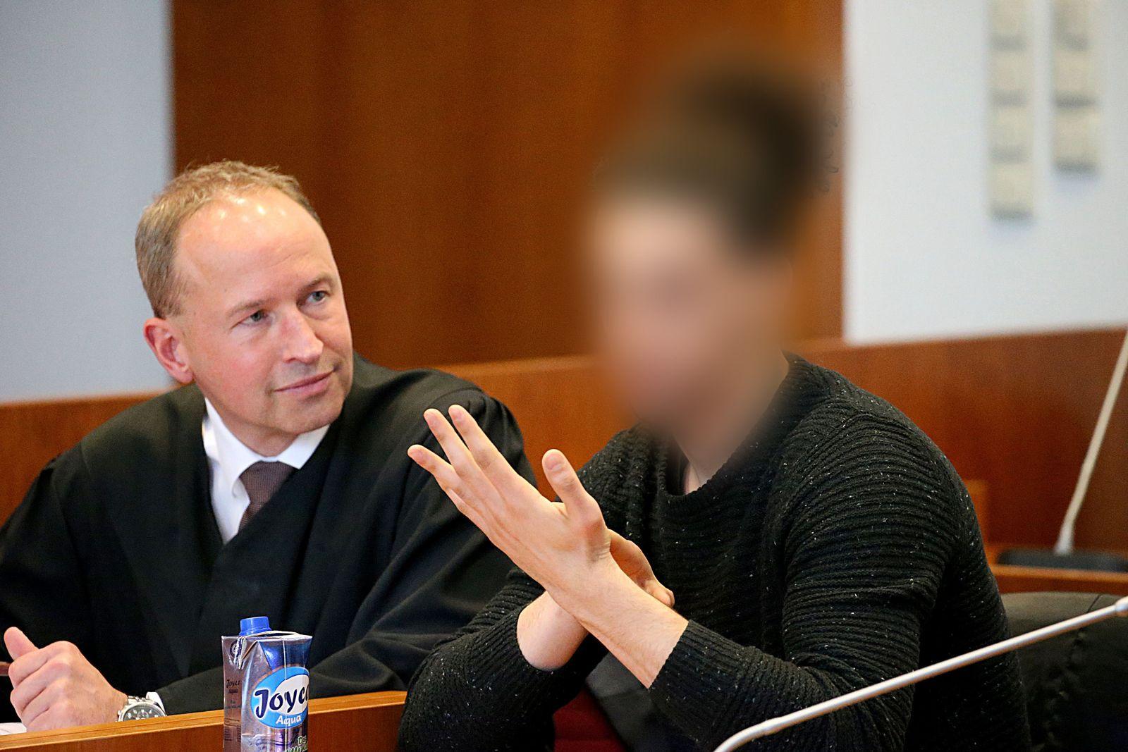Gericht verkündet Urteil im Niklas-Prozess