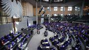 Aussprache im Parlament über den neuen Shutdown