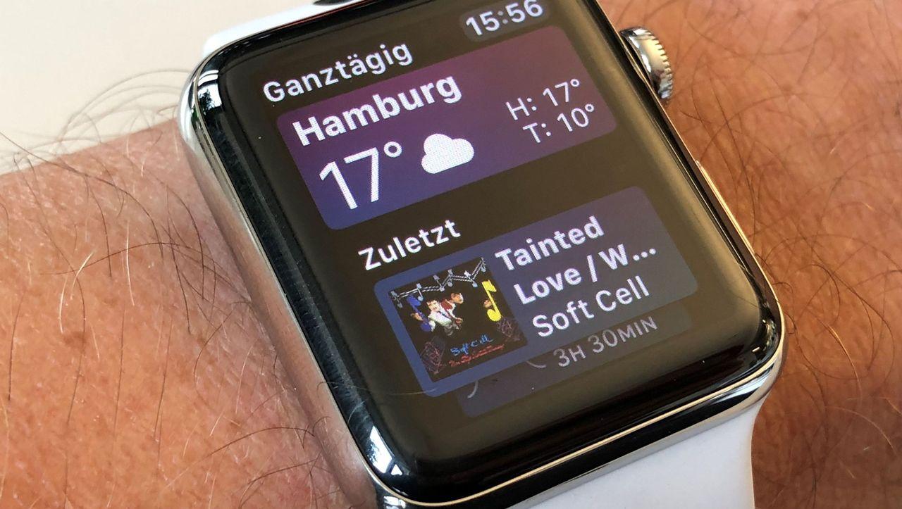 Apple Watch Was Kann Sie