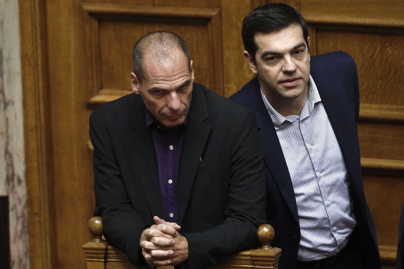 Varoufakis/Tsipras