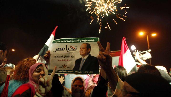 Wahl in Ägypten: Legitimation nach dem Putsch