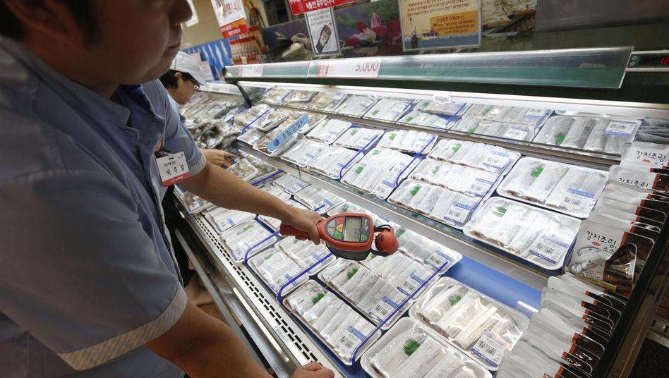 Angst vor Radioaktivität: Südkorea verschärft Importverbot für Fisch aus Japan