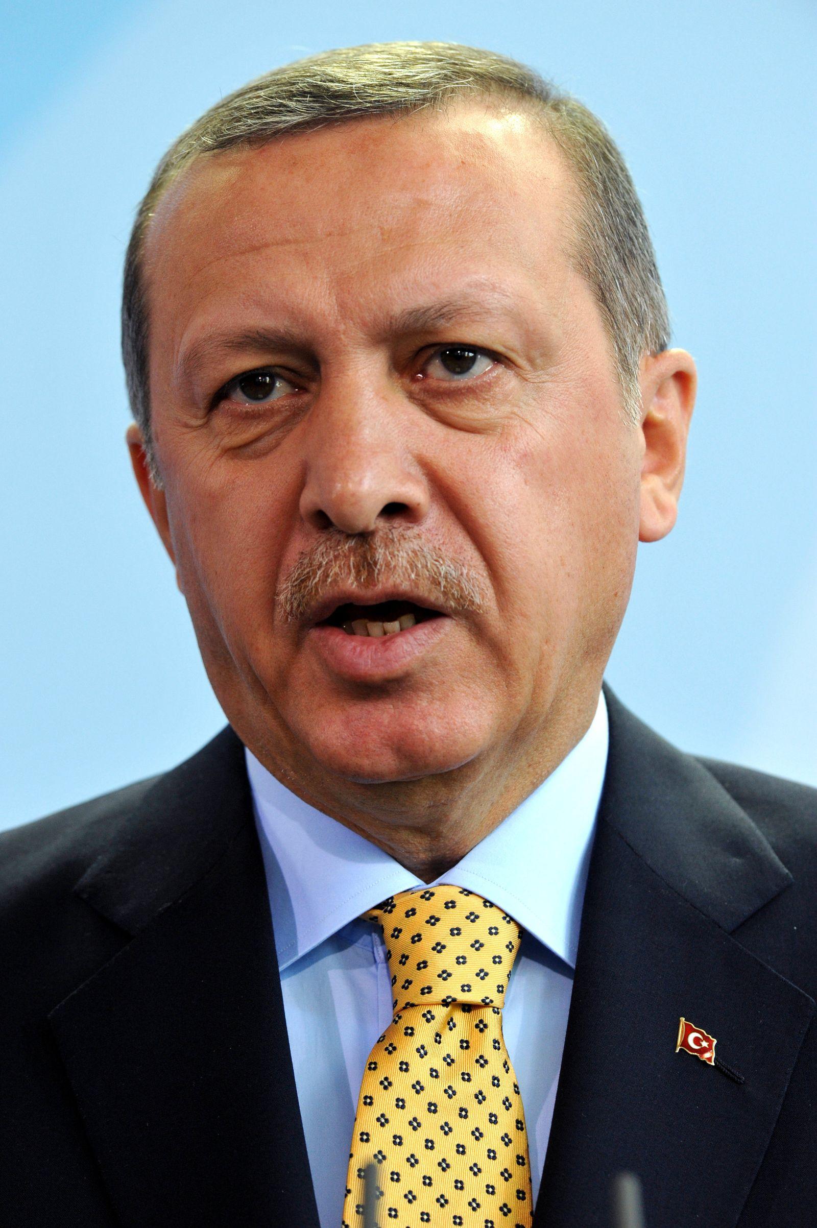 Erdogan kritisiert Merkels Türkei-Politik