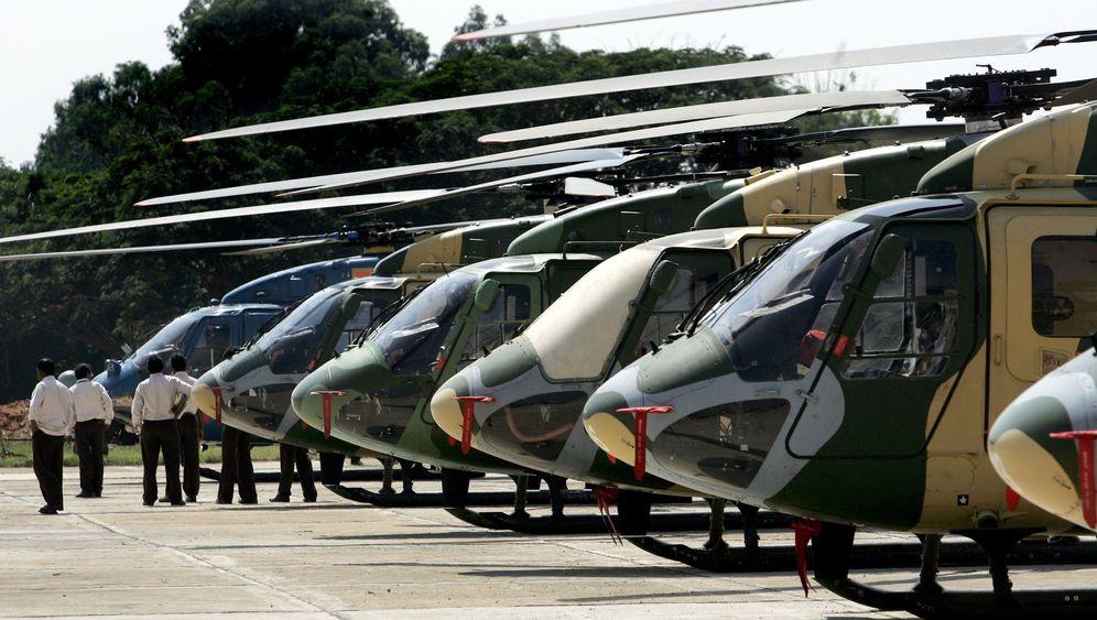 Rüstung: Indiens Milliardenmarkt für Militärgüter