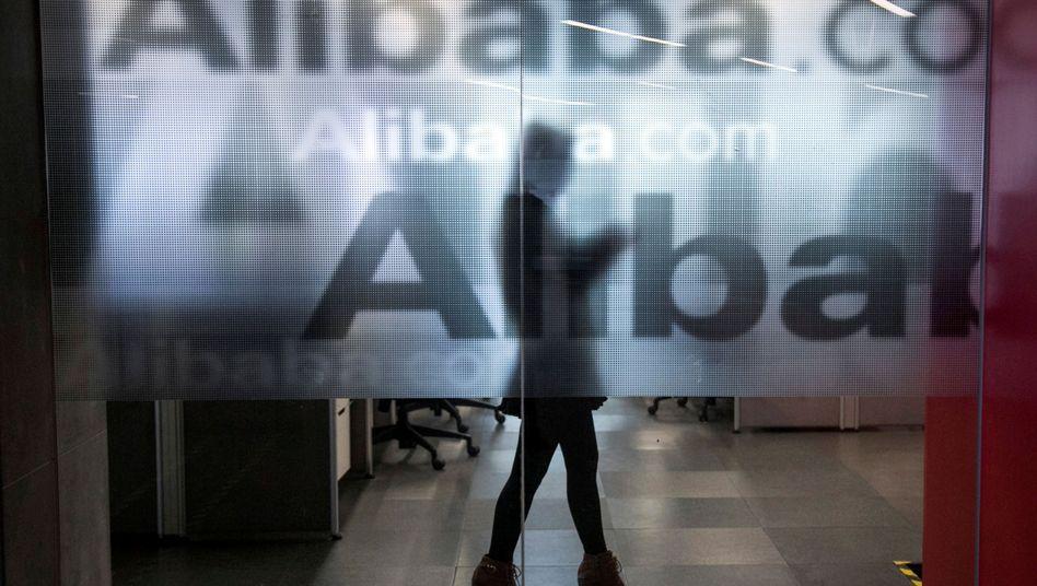 Alibaba will trotz der Proteste in Hongkong an die Börse