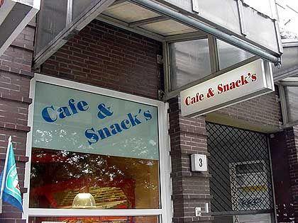 Stehcafé in Hamburg: Lust auf Snack's?