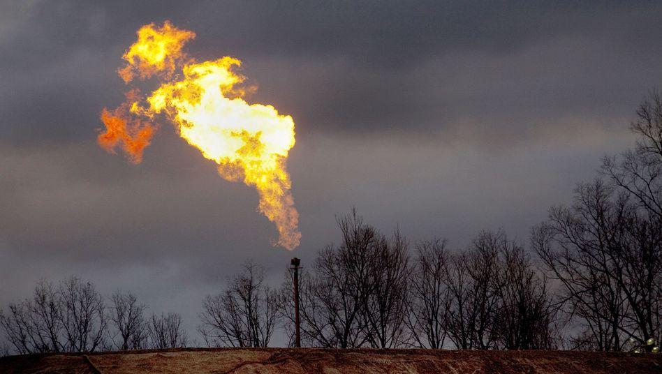 Fracking-Anlage in USA: Chemikalien rotten angeblich Fische aus