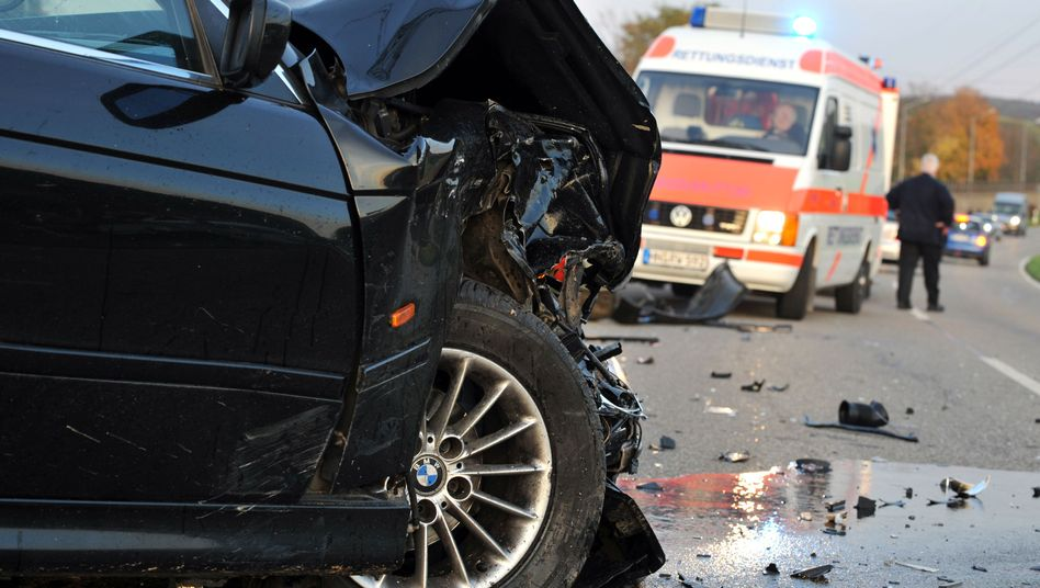 Unfall: Die Zahl der Verkehrstoten ist erneut gesunken