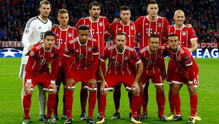 Bayerns Start in die Königsklasse: Arbeitssieg, keine Fußballparty