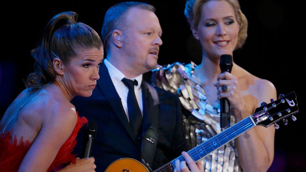 Eurovision Song Contest: Die besten Bilder des Finales