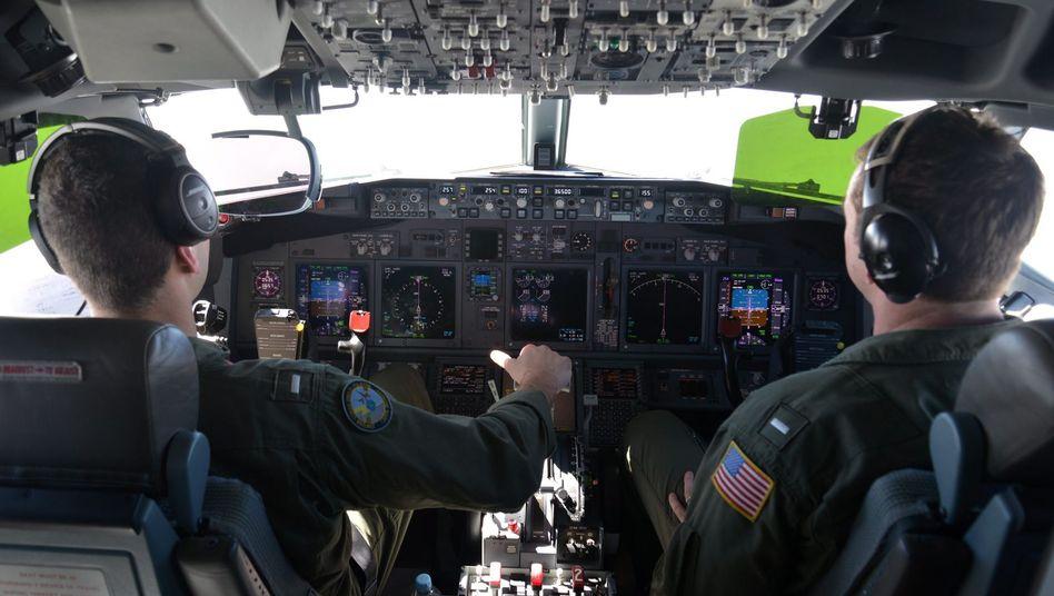 Vermisste Boeing: Suche am rauen Ende der Welt
