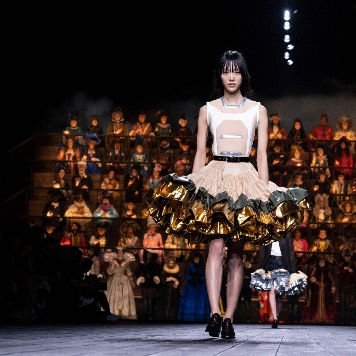 Paris Fashion Week: Kleidung für den Weltuntergang