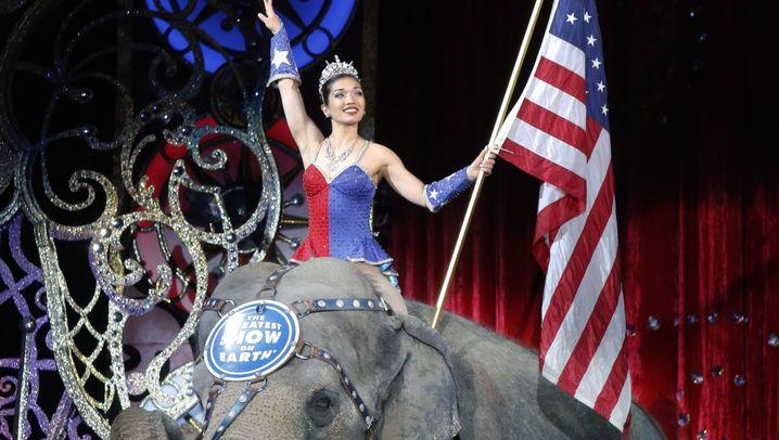 Aus für US-Zirkus: Das Ende von von Ringling Bros. and Barnum & Bailey