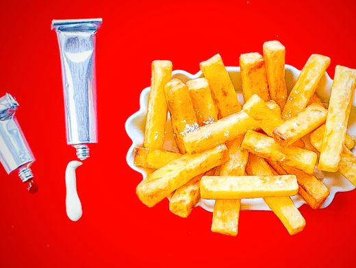 Heston's Triple Cooked Chips