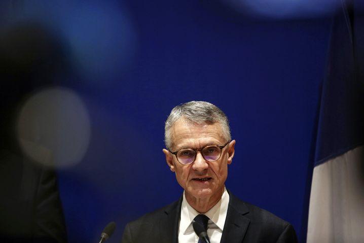Staatsanwalt Jean-François Ricard: Ermittlungen zu der Messerattacke übernommen