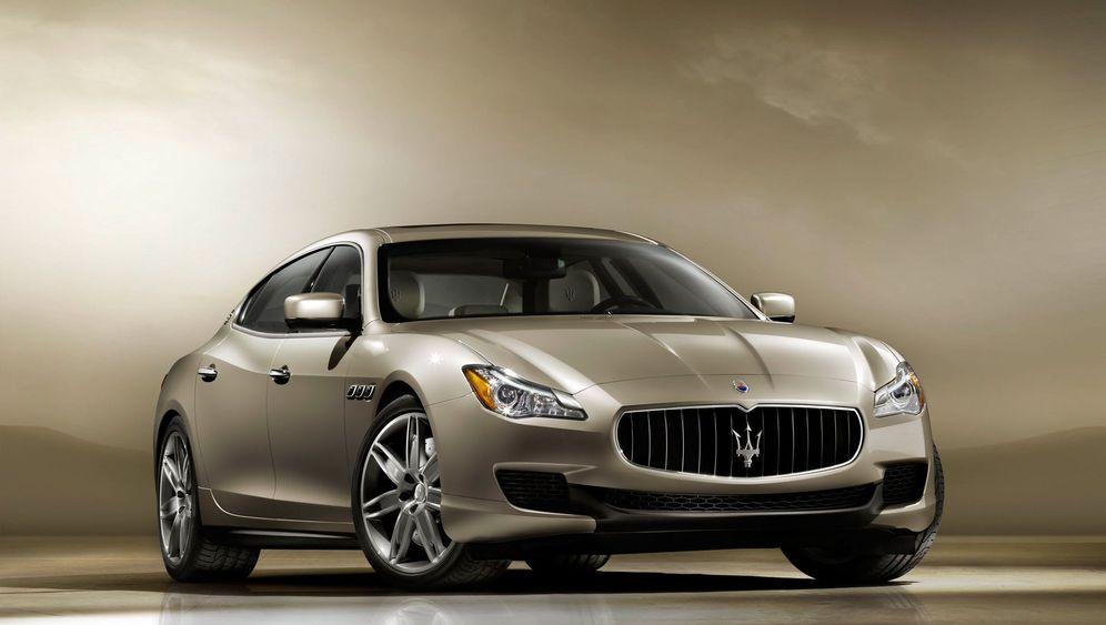 Neuer Maserati Quattroporte: Der Plan vom Wachstum