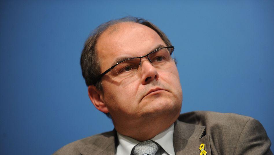 Staatssekretär Schmidt: Neuer Chef des Agrarressorts