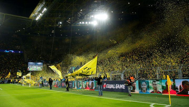 Dortmund gegen Barcelona: Viel Hummels und ein bisschen Messi