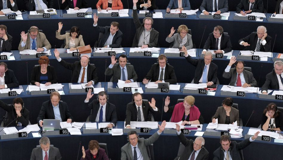 EU-Parlamentarier: Weniger Einnahmen als erwartet