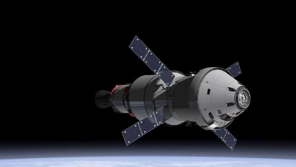 """""""Multi Purpose Crew Vehicle"""" (künstlerische Darstellung): """"Das ist ein Paradigmenwechsel"""""""
