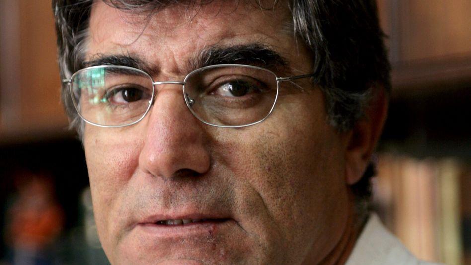 Getöteter Journalist Hrant Dink: Ermittelten die türkischen Polizisten absichtlich schlampig?