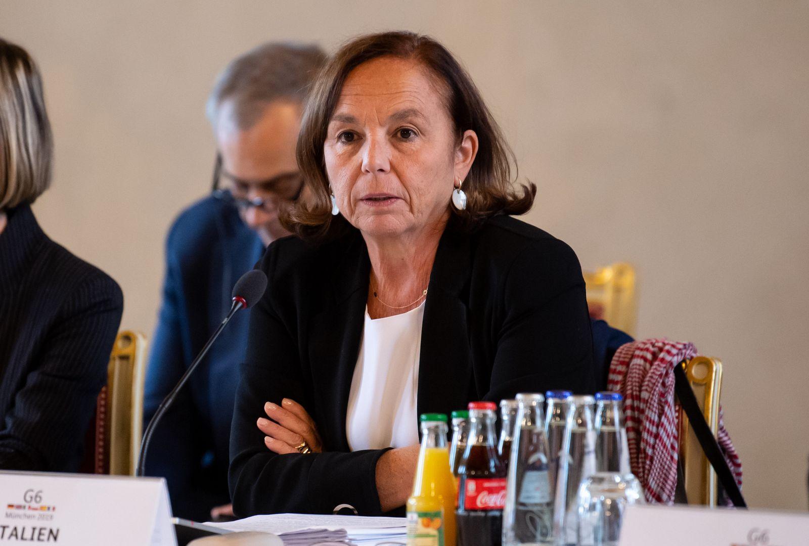 Innenministerin Luciana Lamorgese