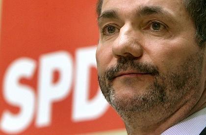 Brandenburgs Regierungschef Platzeck: Spitzenkandidat für 2009