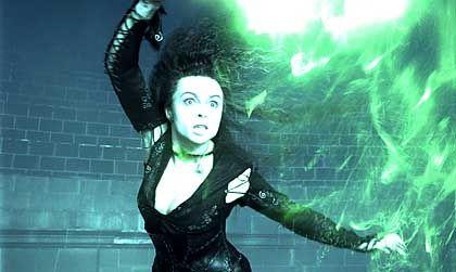 Todesserin Bellatrix Lestrange: Auf der dunklen Seite der Macht