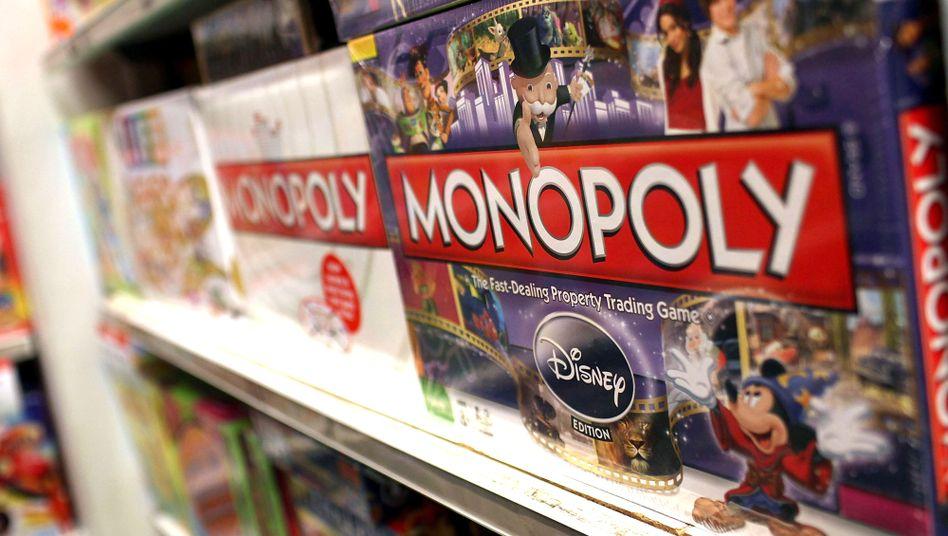 """""""Monopoly"""" gibt es bereits in verschiedenen Versionen - jetzt kommt """"Ms Monopoly"""" hinzu"""