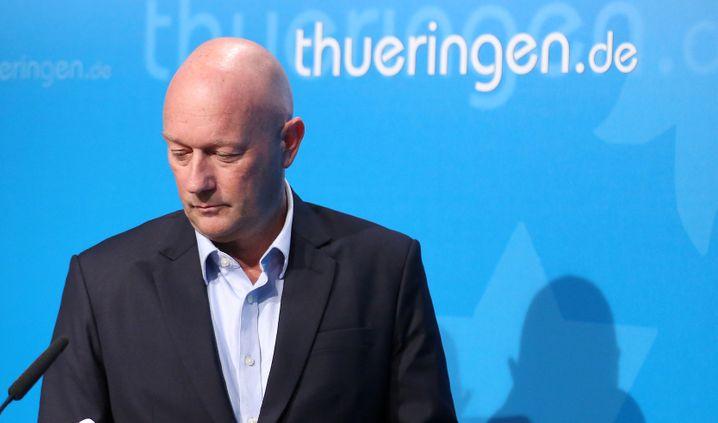 """FDP-Politiker Kemmerich: """"Wir haben den Schritt wohl überlegt"""""""