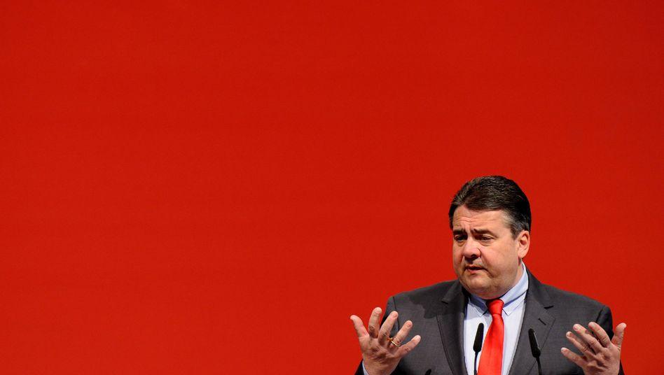 """SPD-Chef Gabriel: """"Europa ist in der Tat in schlechtem Zustand"""""""