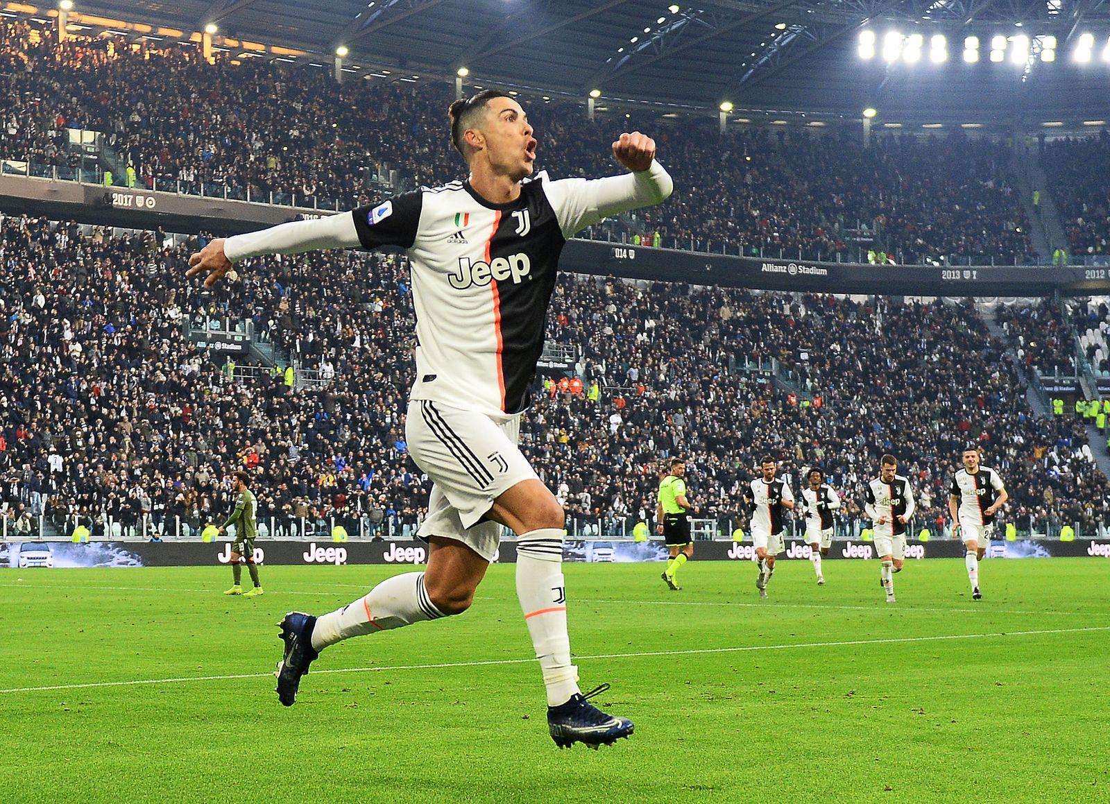Serie A - Juventus v Cagliari