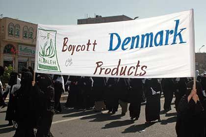 Anti-dänische Proteste im jementischen Sanaa: Alles nur ein Missverständnis?