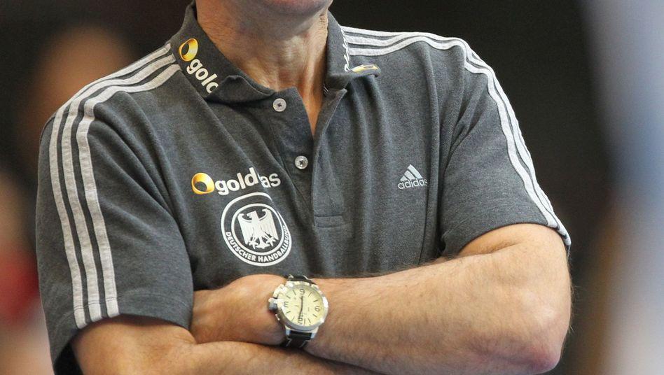"""Handball-Bundestrainer Brand: """"Erst mal die Schnauze voll"""""""