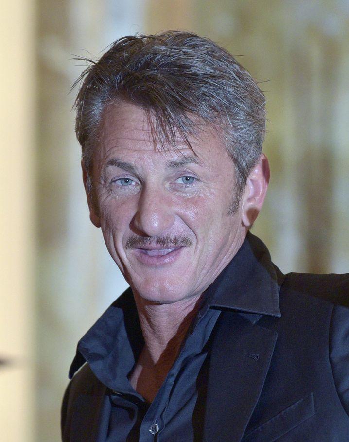 Schauspieler Sean Penn: Langer Erfahrungsbericht
