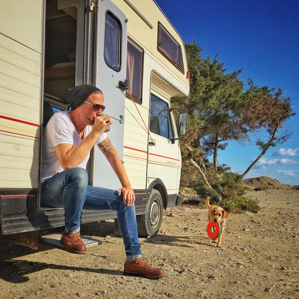 EINMALIGE VERWENDUNG Camping Gerd Blank