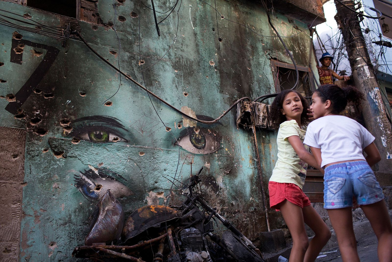 Kinder / Gewalt / Brasilien