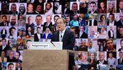 Der erste digitale CDU-Parteitag im Protokoll