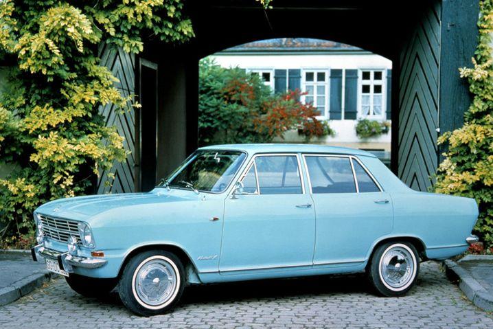 Schlichte Schönheit: Der von 1965 bis 1973 gebaute Opel Kadett B