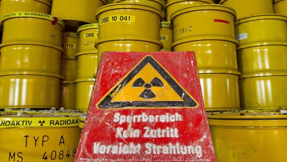 Fässer für Atommüll in Morsleben (Bördekreis): Neue Suche nach Endlager kann starten